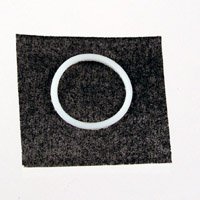 TEFLON WASHER FOR MW TWIST TYPE NC