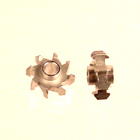 ONE PIECE IMPELLER TO FIT LARES LG