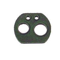 STAR TITAN 4-HOLE GASKET PKGE OF 1