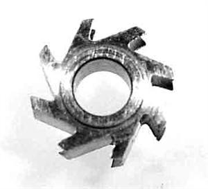 IMPACT AIR IMPELLER